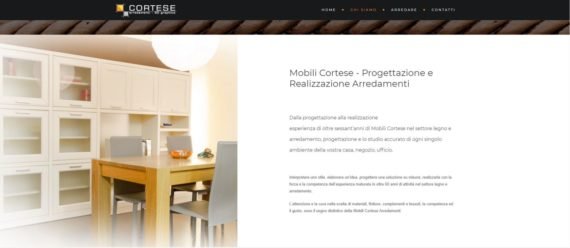 Mobilificio Cortese Asiago - terasweb 2018