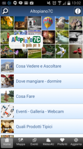 Home Page Altopiano7C Asiago4U