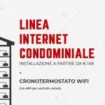 Offerta linea condominiale di terasweb