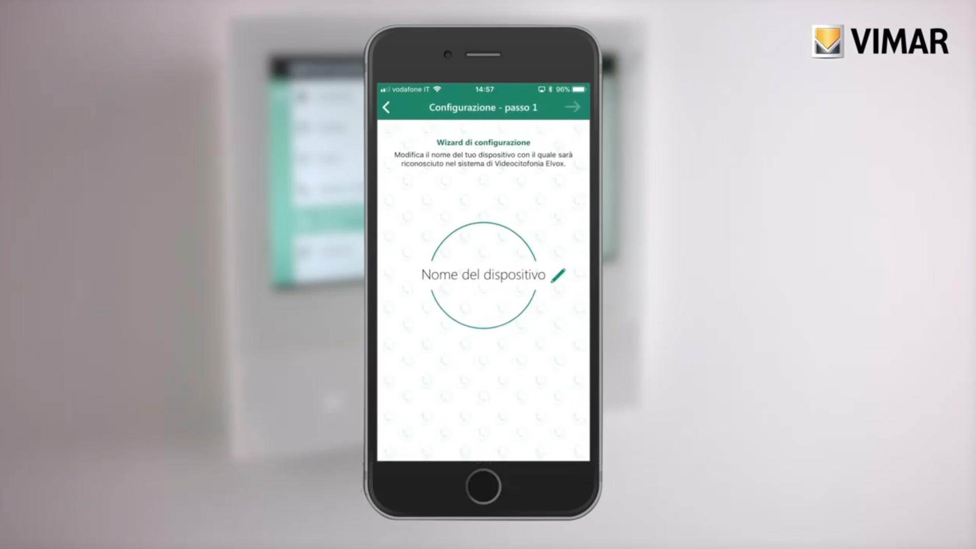 Vimar app Terasweb termostato wifi